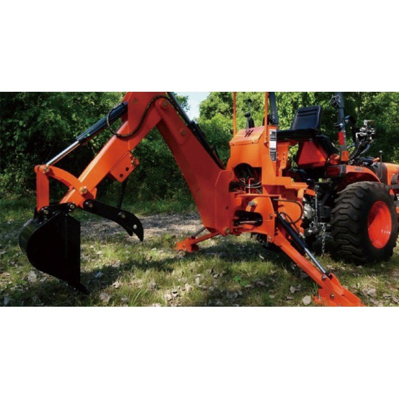 2*5*1*lt0001 Parduodu traktoriu Dongfeng DF-404 G2+ekskavatoriu AGMA WM 8600. Kaina 9000 eur